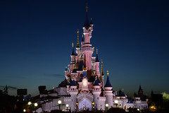 Sleeping Beauty Castle Disney resort Paris [Explored] photo by Rene Mensen
