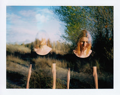 instant film photo by La fille renne