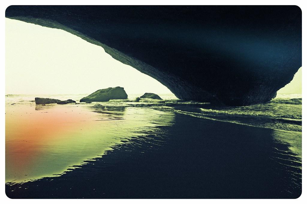 Дикий пляж Легзира