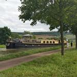 Rendez-Vous cruising the Canal de Bourgogne