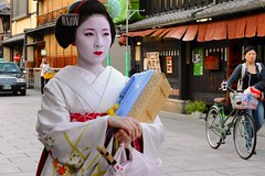 Maiko photo by kura51