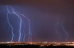 Phoenix Lightning photo by NicLeister