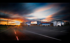 Shrewsbury Town Football Club photo by JasonPC