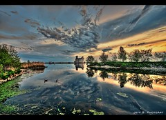Sunset Reflection photo by Jeff S. PhotoArt