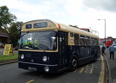 Birmingham City Transport 3472 BON472C Daimler Fleetline Marshall photo by chrisbell50000