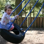 On the tyre swing<br/>18 Apr 2014