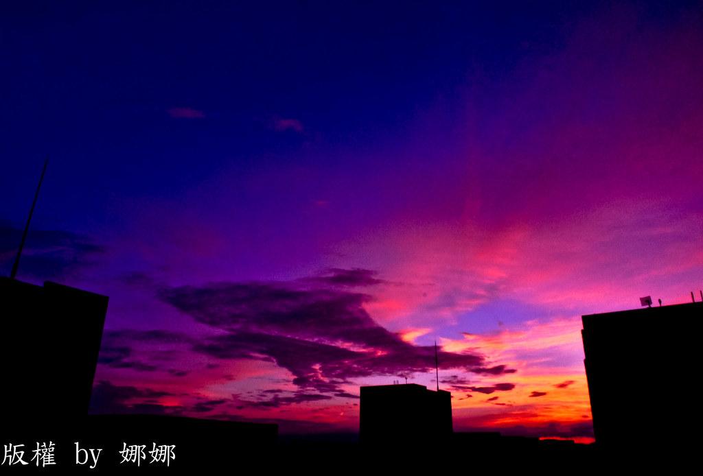 Sunrise photo by 娜 娜☂Nana