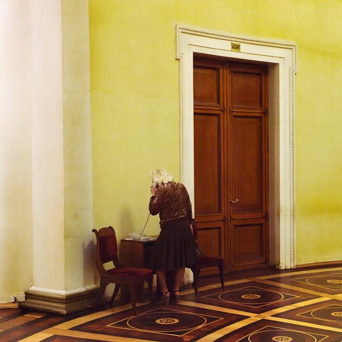 The White Telephone photo by Sator Arepo