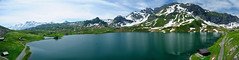 Panoramic Landscape of Melchsee-Frutt photo by Werner_B