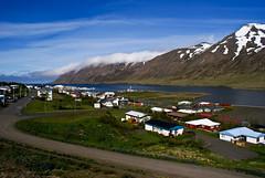 Siglufjörður.  Explore. photo by Inga Arna