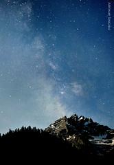 Milkyway Rising over Sonamarg-Kashmir photo by Abhinav Singhai