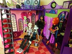 Monster High 3 photo by Laila X