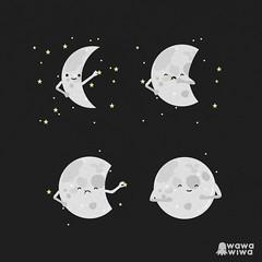 full moon photo by Wawawiwa design