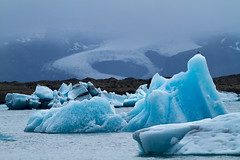 Iceland - Jökulsárlón photo by Christian Wilt