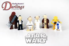 Darlings Star Wars photo by GeekyTom