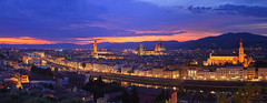 Florence Panorama from Piazza Michaelangelo [EXPLORED] photo by nabilishes [on and off]
