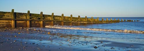 Hornsea Wide Beach