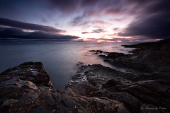 Greystones Dawn (Explore 11-01-2012) photo by Canon Queen Rocks (650,000 + views)