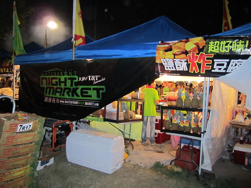 Waterfront Night Market