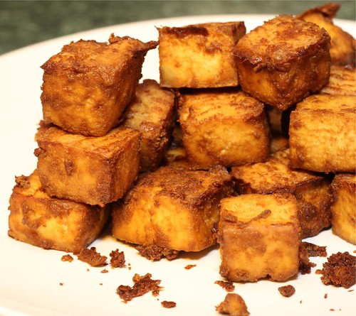 Caramel-Cooked Tofu Recipes — Dishmaps