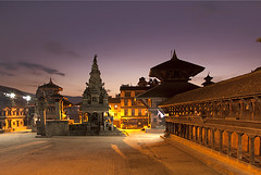 Bhaktapur Durbar Square ( Non HDR ) photo by ashishkoirala