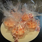 Cakes for the party bags<br/>20 Jan 2012