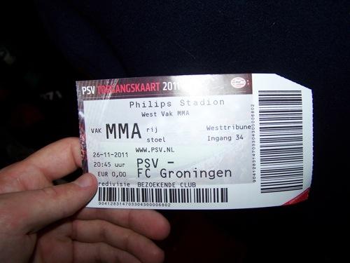 6410737313 920933a53b PSV   FC Groningen 6 1, 26 november 2011