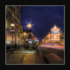 Paris Noel/Christmas 2011 : Dec.1 photo by ∃Scape