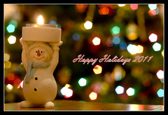HAPPY HOLIDAYS 2011 photo by Gib Rock Photography