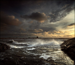 Storm Light - Elie Fife photo by angus clyne
