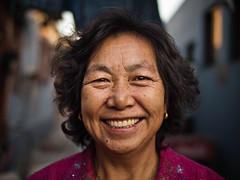 The Smile, Xicheng - Beijing photo by adde adesokan