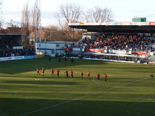 6830692733 760f19898b FC Groningen   NEC 3 0, 18 december 2005 (Afscheid Oosterpark)