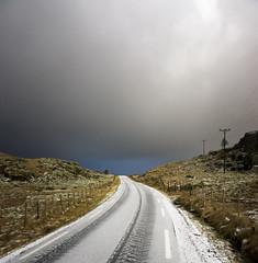 Sudden change in weather photo by Arnfinn Lie, Norway