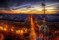 paris je t'aime encore HDR ~ Paris ~ France ~ Haussmann photo by '^_^ D.F.N. Damail ^_^'