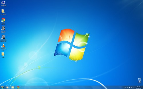 Welcome Windows 7