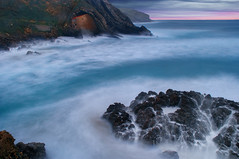 La mer. photo by Oscar Martín Antón