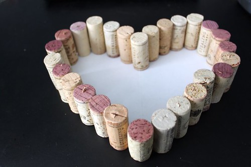 Cork Heart Sign