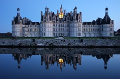 Le Château de Chambord - Loir-et-Cher photo by Philippe_28 (maintenant sur ipernity)