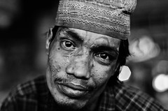 Stranger [86/100]: Tears of agony photo by A. adnan