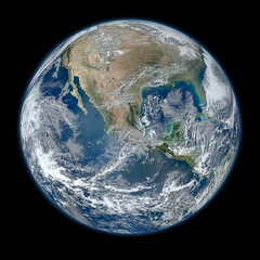 Most Amazing High Definition Image of Earth - Blue Marble 2012 photo by NASA Goddard Photo and Video