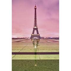 Paris, la Tour Eiffel photo by Zed The Dragon