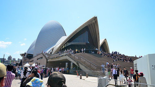 Sydney Opera House Open Day 16 Oct 2011