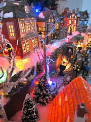 Dickens Christmas Village - Department 56 photo by kevin dooley