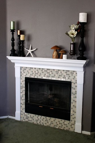 The Big Reveal: Living Room Fireplace | Changing My Destiny