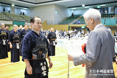 12th All Japan Kendo 8-Dan Tournament_427