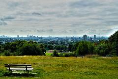 london landscape couler photo by cliffordd1