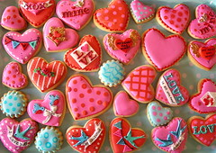 Sweet hearts from nice icing photo by nice icing