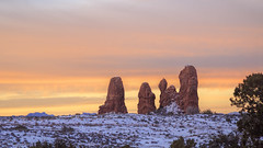 Balanced Rock at Sunrise photo by BillikenHawkeye