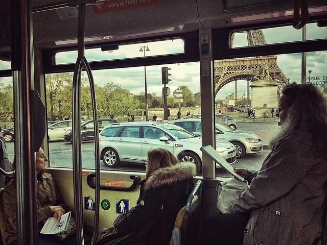Bus 72 - Trocad�ro
