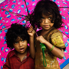 Umbrella stories photo by Rakesh JV